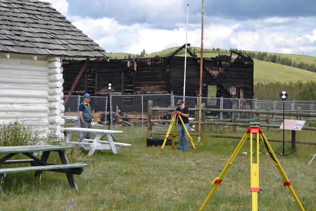 """Caretaker's Cabin """"Walking Buffalo's Cabin"""""""