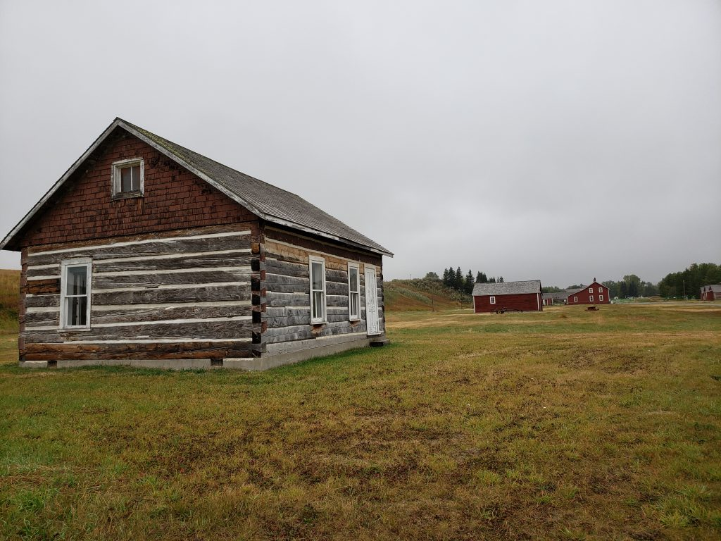 Bar U Ranch – Foreman's House